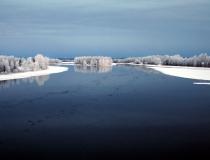Oulu river